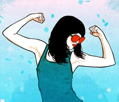 Strong Love Yourself GIF by Rebecca Hendin