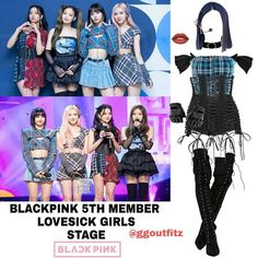 Korean Girl Fashion, Ulzzang Fashion, Blackpink Fashion, Kpop Fashion Outfits, Stage Outfits, Edgy Outfits, Cute Casual Outfits, Korean Outfits Kpop, Bts Inspired Outfits