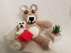 Teddies - Teddybär - ein Designerstück von fairytaledust bei DaWanda