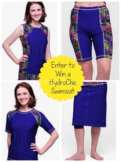 HydroChic Active Wear Review and Giveaway