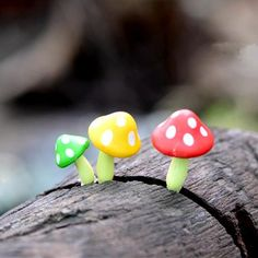 Gazon Artificiel Fée Rose Daisy Miniature Jardin 25 cm champignons LADYBIRDS