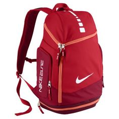 Nike Hoops Elite Max Air Team Backpack University Red caae4a51e560a