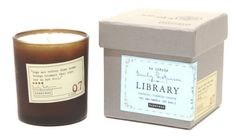 Dangerous Minds   Scented candles inspired by writers: Saturate your lonely room with the morbidity of Emily Dickinson