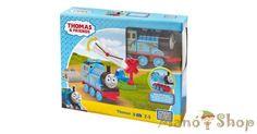 Mega Bloks Thomas karakter készletek - Thomas (CNJ05)