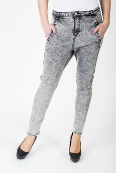Bukse Emma, grå.