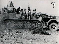 SdKfz 8 DAK