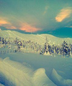 Levi Ski Resort, Lapland