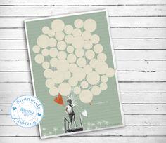 Dieses Wunschballon Bild ist eine lebenslange Erinnerung an einen besonderen Tag! Wie zum Beispiel: Einschulung, Geburtstag, Jubiläum, Kommunion, ... <3 <3 <3