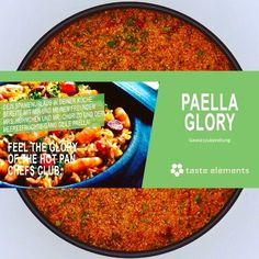 Play the Game dont waste the Taste! Paella, Chorizo, Hot, Play, Game, Kitchen Contemporary, Venison, Gaming, Toy