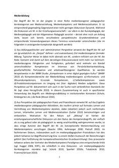 Jörissen, B. (2011). Medienbildung.