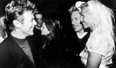 john lydon and david bowie - Bing images