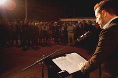 José Vicens presenta el acto