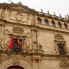 University and Historic Precinct of Alcalá de Henares, Spain © Tim Schnarr