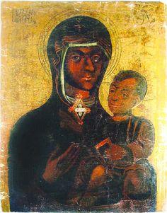 «Арабська Богородиця» – українська святиня. Чудотворною іконою благословляли князів Острозьких. #WZ #Львів #Lviv #Новини #Життя  #ікона #Арабська_Богородиця