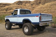 1979 Ford F-150 Ranger Shortbox  Oooh how I'd love to have this in midnight blue fully restored!!!