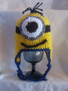 Despicable Me Minion Hat