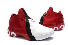 bcdfcc1005466 Jordan Ultra Fly 3 Gym Red White-Black Basketball Shoes AR0044-601-2