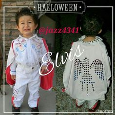 Diy baby elvis costume baby baby baby baby pinterest elvis diy toddler elvis costume halloween costume solutioingenieria Image collections