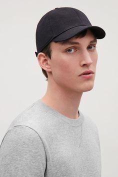 COS | Short peak baseball cap
