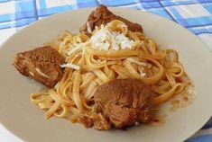 Μενού εβδομάδας - Daddy-Cool.gr Spaghetti, Food And Drink, Ethnic Recipes, Noodle