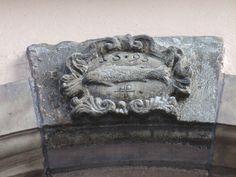 Avant sa disparition du Rhin, le saumon était très lié à l'économie de Strasbourg. Au 15ème siècle, les pêcheurs de la ville organisaient de véritables expéditions.      Au dessus d'une fenêtre d'une vieille maison de la rue du Saumon, un saumon sculpté dans la pierre datant de 1693.