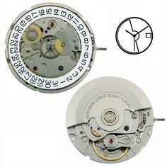 ETA Automatic Mechanical Watch Movement with Date supplier Perrin-A world leader in Watch Repair Parts, Jewellery Repair Parts and Tools since Choose from a wide variety of both Mechanical and Quartz Watch Movements.