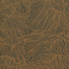 The wallpaper Coral Dark Green/Gold - 541 from Ferm Living is a wallpaper with the dimensions x 10 m. The wallpaper Coral Dark Green/Gold - 541 belongs to t Ferm Living Wallpaper, Coral Wallpaper, New Wallpaper, Photo Wallpaper, Drops Patterns, Live Coral, Designers Guild, William Morris, Green And Gold