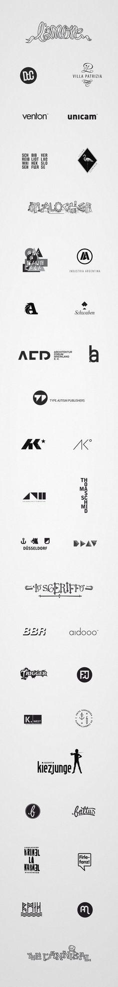 Logo's.
