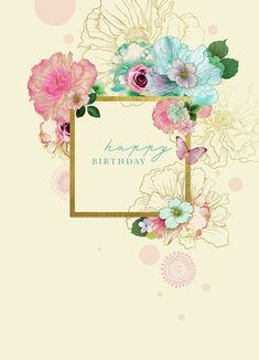 Filter Results: Art licensing View your Lightbox Lara Happy Birthday Wishes Cards, Happy Birthday Flower, Happy Birthday Images, Birthday Pictures, Birthday Cards, Happy Birthday Wallpaper, Sister Birthday, Birthday Quotes, Humor Birthday