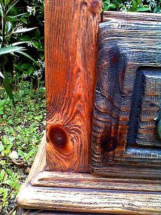 8 aged wood