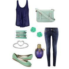 """""""Teen Outfit"""" by aglode on Polyvore"""