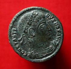 Hot Sale Ancient Byzantine Justinian Follis Coin 6th Century Ad Price Remains Stable Coins: Ancient Coins & Paper Money