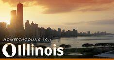 Illinois Homeschool Laws | HSLDA