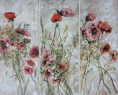 Claire Basler - Peintures - Paintings
