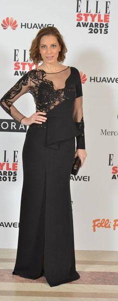 CRISTALLINI #BlackDress #EveningDress #Sequins #GlamourStyle