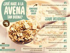 Te sorprenderá lo buena que es la dieta de la avena ¡Elimina 5 kilos en 5 días! | Adelgazar - Bajar de Peso