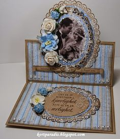 Wedding 2014 North Star Stamps North Star Design NDS NSS Stamps Handmade Shabby Chic Wedding Scrapping Bryllup Kort