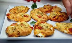 Greek Recipes, Desert Recipes, My Recipes, Healthy Recipes, Antipasto, Cheese Recipes, Baked Potato, Food To Make