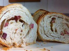 Lapastamadre: Casatiello sfogliato con pastamadre