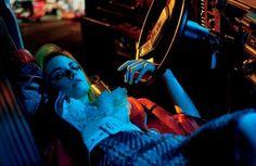 Kristen Stewart by Steven Klein for Interview The Fashion issue