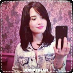 Demi Lovato's new hair