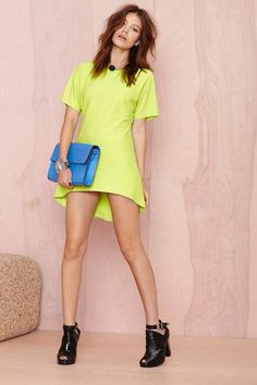 About Lime Dress | Shop What's New at Nasty Gal