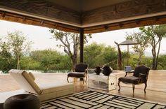 Una Casa in Stile Safari Outdoor