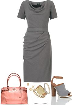 """""""Classic Work Wear"""" by musicfriend1 on Polyvore"""