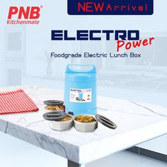 ✨ New Arrival - Food Grade Containers✨ #ElectroPower  Key Features: . Makes the food hot within one hour. . Special durable heat resistant plastic for long term use. . Consumes very low power . Electric Shok Proof. #kitchenset #kitchendesign #kitchen #kitchenlife #kitchenremodel #kitchenaid #kitchenremodel #food #electric #electro #power #lunch🍴 #box #best #bestmodel #mykitchen #new #newproducts