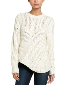 Townsen Fleetwood Cream Sweater is on Rue. Shop it now.