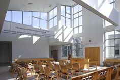 Congregation Beth El -Robert Venturi - © Matt Wargo