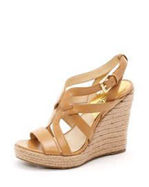 $120 Michael Kors Palm Beach Espadrille....I've been looking for you. Why can't you be cheaper?!