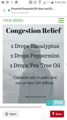 EO Congestion Relief recipe - New Ideas Essential Oil Diffuser Blends, Essential Oil Uses, Doterra Essential Oils, Natural Essential Oils, Natural Oils, Natural Health, Stuffy Nose Essential Oils, Essential Oils For Congestion, Sinus Congestion Relief