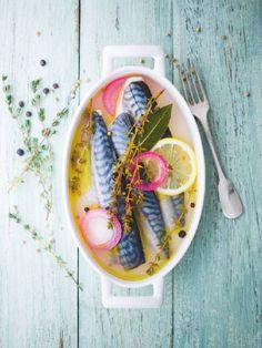 Les poissons riches en protéines